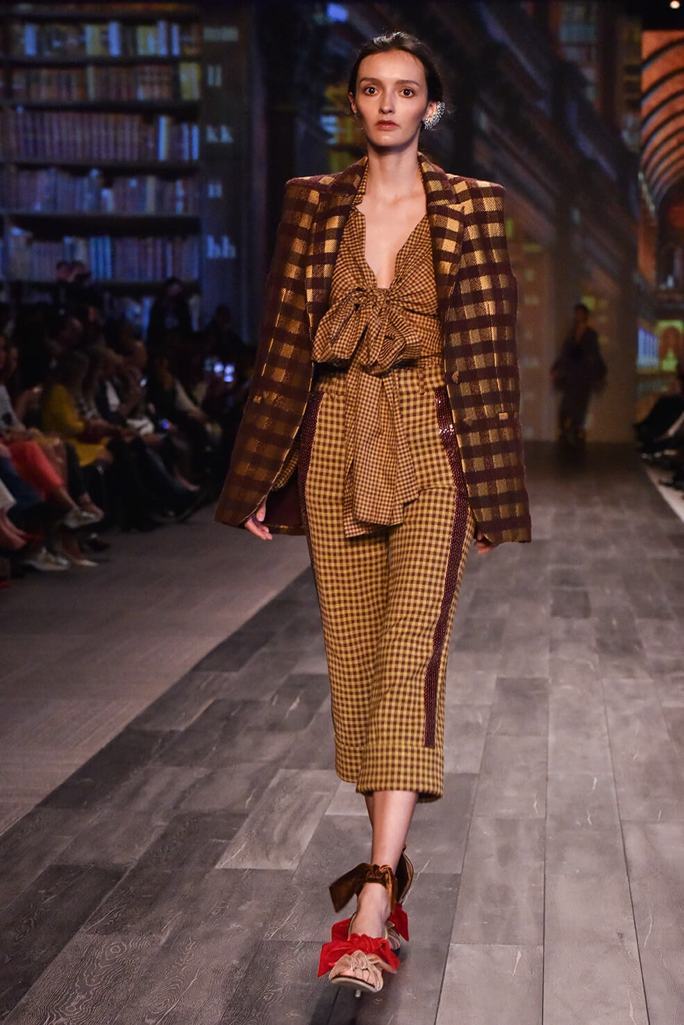 Silvia tcherassi bogota fashion week 2019