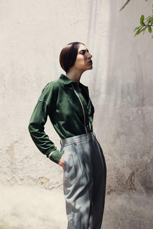 Daniela Benedetti, vestuario Laura Aparicio